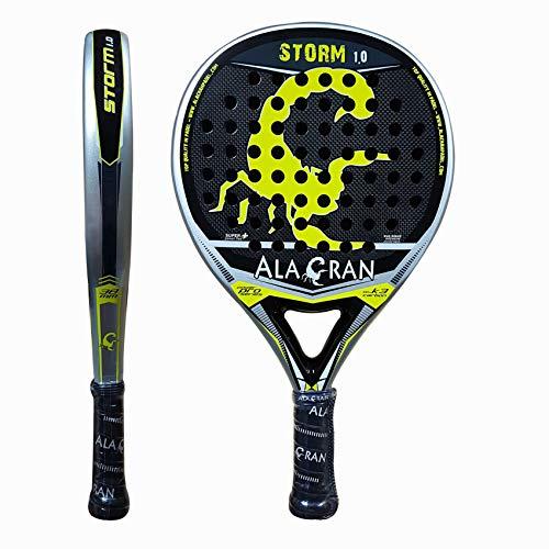 Pala de Padel Profesional Alacran Storm 1.0