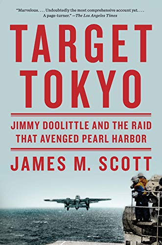 Best target tokyo by james m. scott for 2020