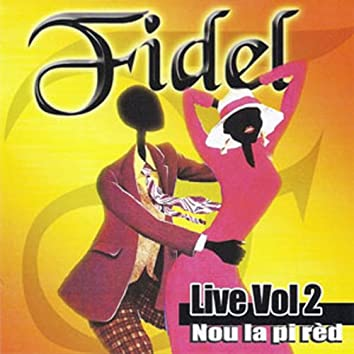 Nou la pi red, vol. 2 (Live)