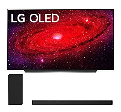 LG CXP Series TV with SN6Y Soundbar Series from LG