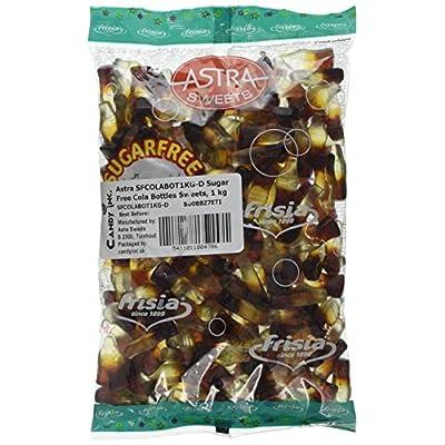 astra sfcolabot1kg-d sugar free cola bottles sweets, 1 kg Astra SFCOLABOT1KG-D Sugar Free Cola Bottles Sweets, 1 kg 51SmTXfhGAL