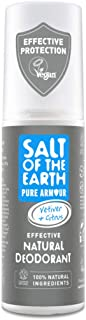 Salt Of the Earth czysty dezodorant dla mężczyzn 100 ml