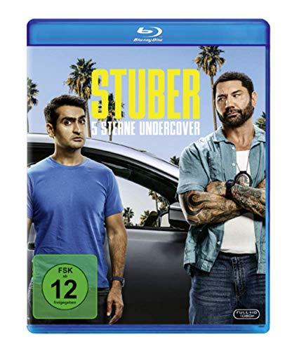 Stuber - 5 Sterne Undercover [Blu-ray]