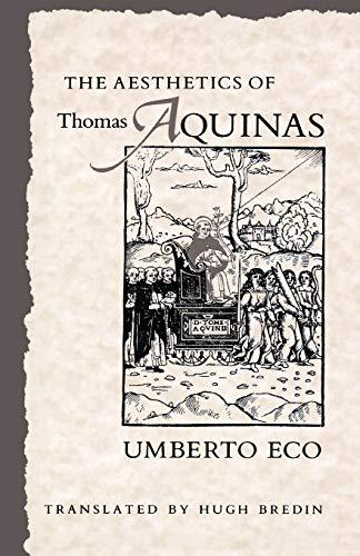 The Aesthetics of Thomas Aquinasの詳細を見る