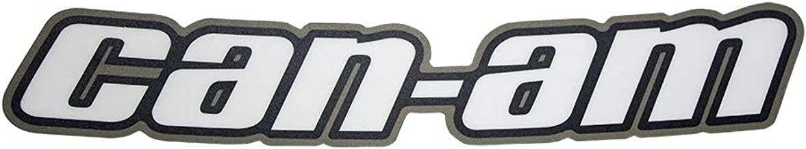 Can-Am 2013-2014 Outlander Max 800R Outlander 1000 Rear Side Decal Can Am 704903097 New Oem