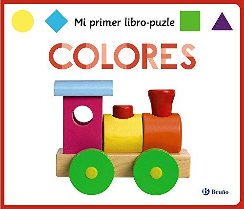 Mi primer libro-puzle. Colores (Castellano - A Partir De 0 Años - Manipulativos (Libros Para Tocar Y Jugar), Pop-Ups - Otros Libros)