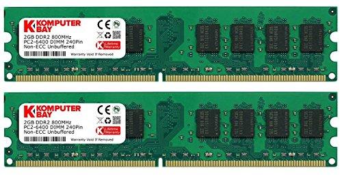 Komputerbay Komputerbay 4GB 2x 2GB 800MHz Bild