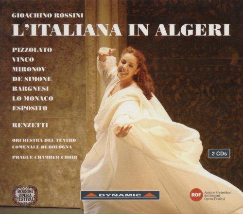 L'Italiana in Algeri (The Italian Girl in Algiers): Act II Scene 6: Ti presento di mia man (Mustafa, Isabella, Taddeo, Lindoro)