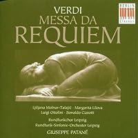 Verdi: Messa Da Requiem by Ljijana Molnar-Talajic
