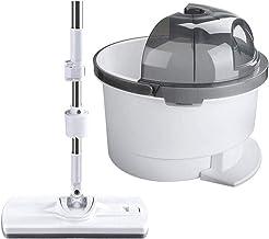 WZHZJ Hands-Free Washing Mop Tablet Household Mop Mop Mop Spin a Mop Net Lazy Mop Artifact Wet and Dry Lazy Mop