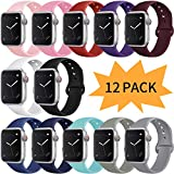 Bravely klimbing Compatible with Apple Watch Band 38mm 40mm 42mm...