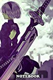 Notebook: Yorha No2 Type B , Journal for Writing, College Ruled Size 6' x 9', 110 Pages