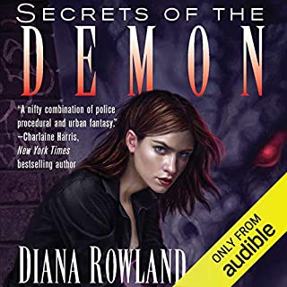 Secrets of the Demon audiobook cover art