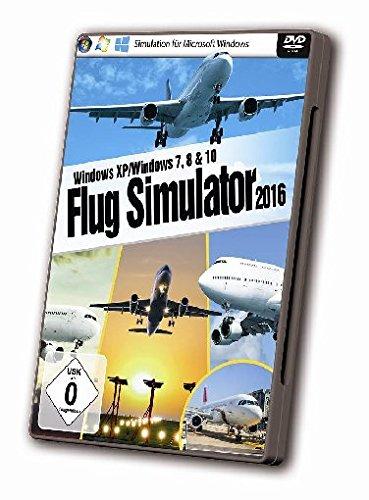 Preisvergleich Produktbild Flug Simulator 2016