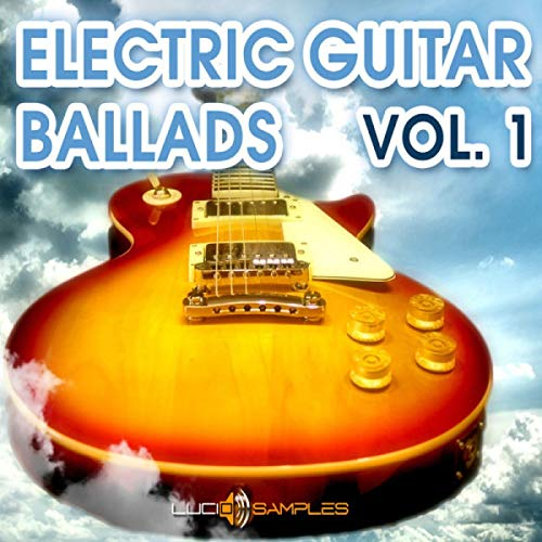 Electric Guitar Ballads Vol. 1 - 106 Electric Guitar Licks | DVD non Box