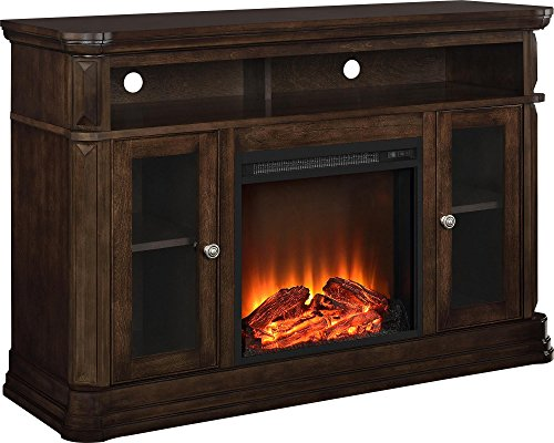 Ameriwood Home Brooklyn Electric Fireplace