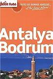 Carnet de Voyage Antalya / Bodrum, 2009 Petit Fute
