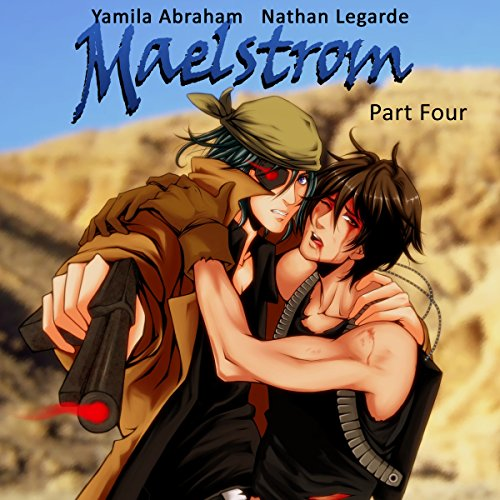 Maelstrom 4 audiobook cover art