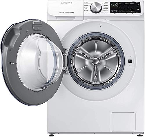 Samsung WW90M644SBW Lavatrice 9 kg QuickDrive, 1400 rpm, Bianco