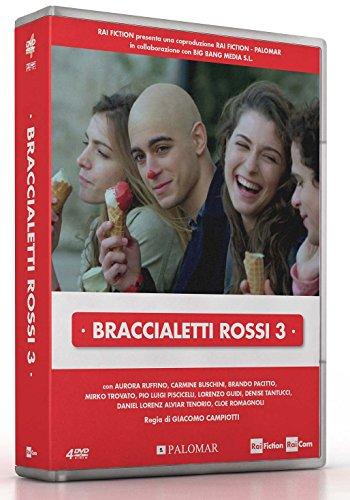 braccialetti rossi Braccialetti Rossi 3 (Box 4 Dvd)