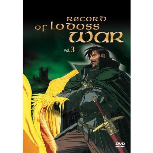Record of Lodoss War Vol. 3 - Episoden 8-10