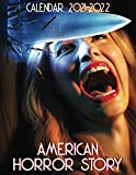 American Horror Story Calendar 2021-2022: Special TV Series Calendar for Fans (2 Years 2021-2022)