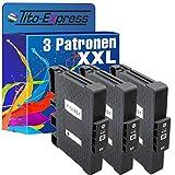 platinumserie 3Gel Inchiostro Compatibile Black XXL per Ricoh GC Custodia 41Black Aficio SG 3100Series Ricoh SG-K 3100dn SG 3100snw SG 3110DN SG 3110N SG 3110SFNw