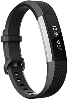 Henoda Compatible with Fitbit Alta/Fitbit Alta HR Bands,  Soft Replacement Band Adjustable Sport Strap Compatible for Fitbit Alta/Fitbit Alta HR/Fitbit Ace Fitness Wristbands for Women Men Kids
