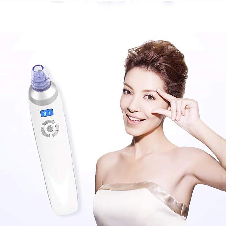 ネズミ害大混乱にきび除去掃除機、顔の毛穴クリーナー電気ブラックヘッド抽出器クリーンツールUSB充電式にきび掃除機吸引クリーナー