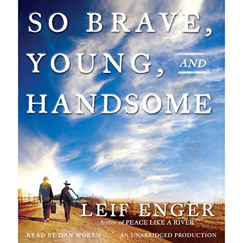 So Brave, Young, and Handsome cover art