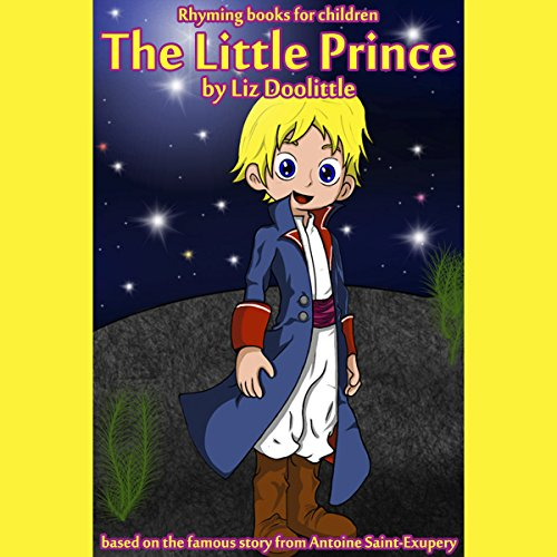 The Little Prince Audiobook By Liz Doolittle cover art