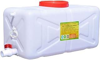 comprar comparacion RSH Bidón Plástico con Grifo Cuadrado Almacenamiento De Agua Tanque De Agua del Coche Engrosado Gran Capacidad Depósito De...