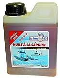 La Sirène X21-Additivo liquido, olio di sardina, 1litro