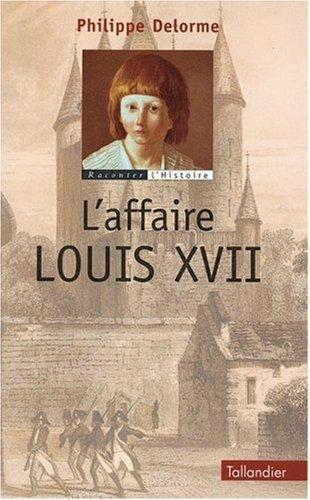 L'Affaire Louis XVII
