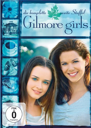 Gilmore Girls - Die komplette zweite Staffel [6 DVDs]