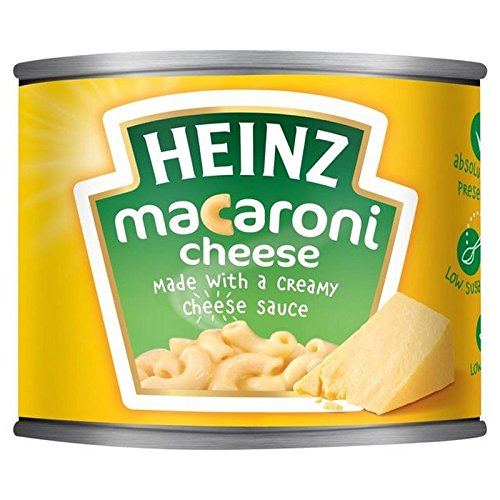 Heinz 200G Macaroni Cheese Heinz Macaroni Cheese 200g Heinz 200g
