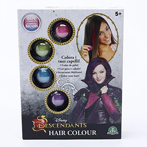 Los Descendientes de Disney Haarfärbe-Set, Descendants - Die Nachkommen Haar