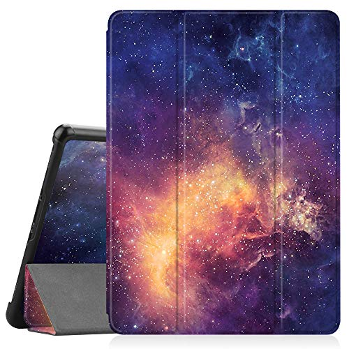 Fintie Funda para Samsung Galaxy Tab S4 10.5' con Soporte Incorporado de S Pen - Súper Delgada y Ligera Carcasa con Auto-Reposo/Activación para Modelo SM-T830/T835, Galaxia