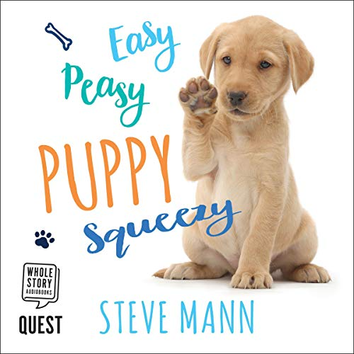 Easy Peasy Puppy Squeezy cover art