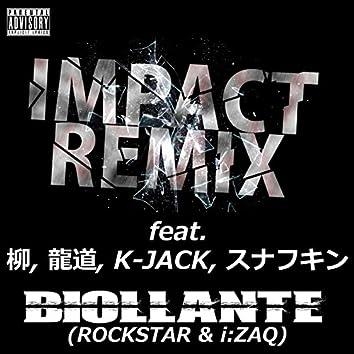 IMPACT (REMIX) [feat. YANAGI, RYUDO, K-JACK & SUNAFUKIN]