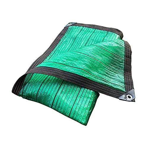 TYHZ Malla sombreo 95% de Tela de Sombra, Borde conjuntamente, Tela de Tono de jardín Resistente con Borde Grabado para Plantas Patio de Piscina de Invernadero Malla de sombreo