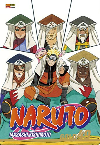 Naruto Gold Vol. 49