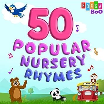 50 Popular Nursery Rhymes and Kids Songs