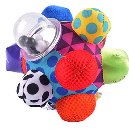 suoryisrty Babies Bumpy Ball, Cadeau de Jouet de développement d'apprentissage