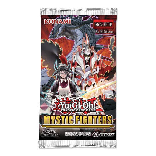 Yu-Gi-Oh KONMYFI Mystic Fighters Booster Pakket