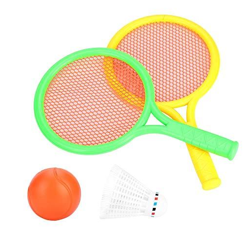 Barley33 Raqueta Pelotas Tenis plástico niños Raqueta