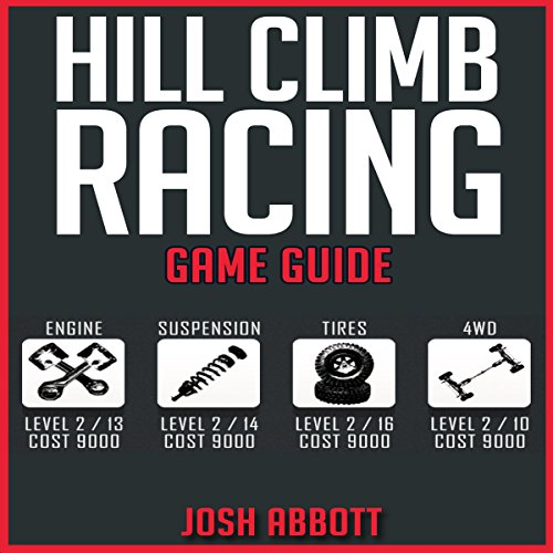 Hill Climb Racing Game Guide audiobook cover art