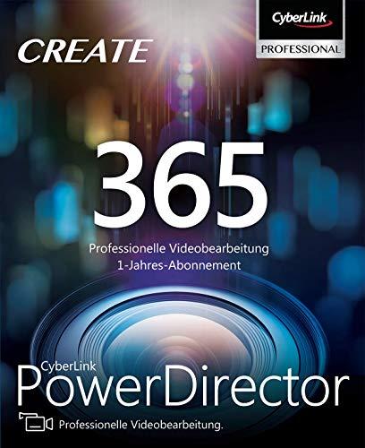 CyberLink PowerDirector 365 / 12 Monate | PC | PC Aktivierungscode per Email