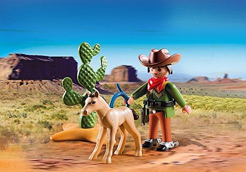 Vaquero con potro Playmobil - Special Plus (9334)