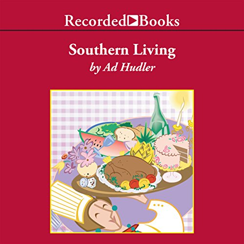 Southern Living audiobook cover art
